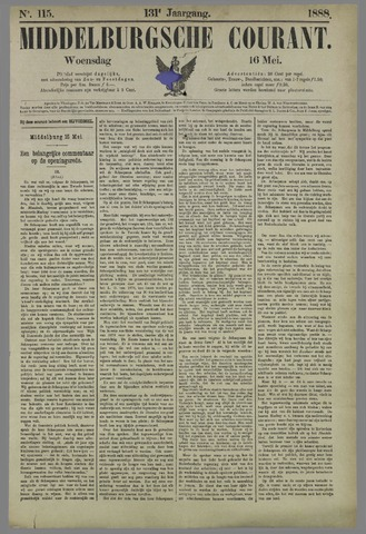 Middelburgsche Courant 1888-05-16