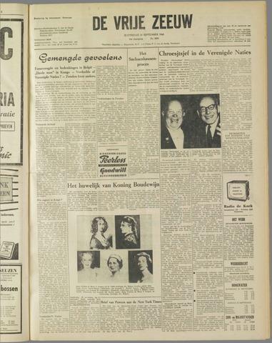 de Vrije Zeeuw 1960-09-24