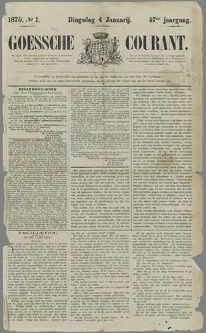 Goessche Courant 1870