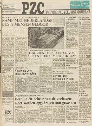 Provinciale Zeeuwse Courant 1974-06-22