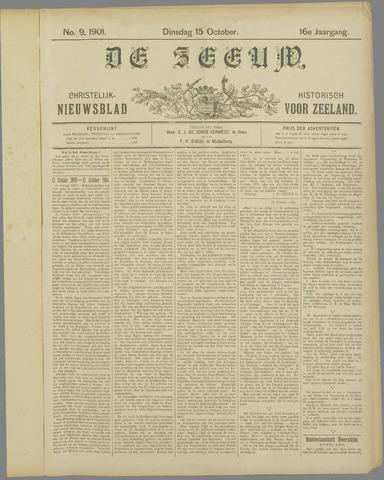 De Zeeuw. Christelijk-historisch nieuwsblad voor Zeeland 1901-10-15