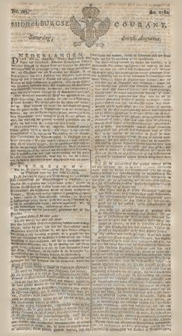 Middelburgsche Courant 1780-08-26
