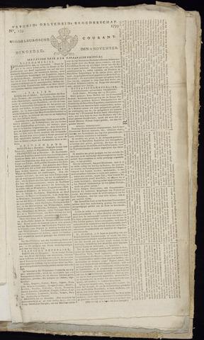 Middelburgsche Courant 1799-11-19