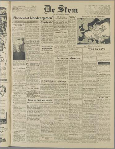 de Stem 1947-10-11