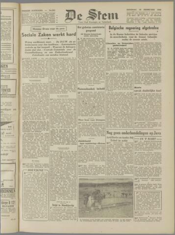 de Stem 1946-02-19