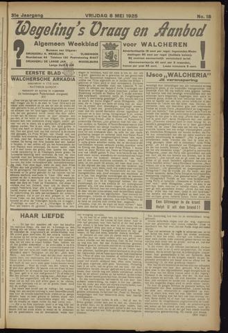 Zeeuwsch Nieuwsblad/Wegeling's Nieuwsblad 1925-05-08