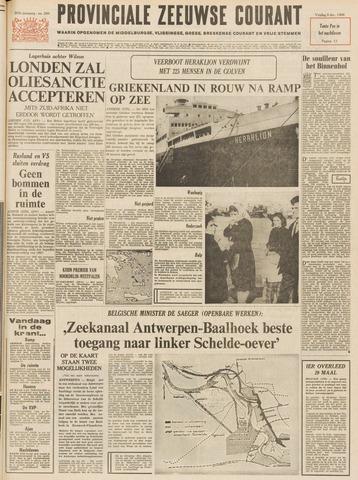 Provinciale Zeeuwse Courant 1966-12-09