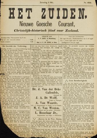Het Zuiden, Christelijk-historisch blad 1886-05-08