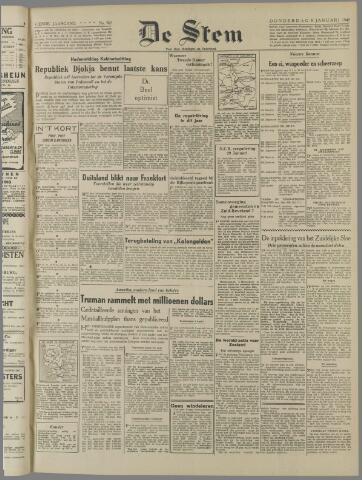de Stem 1948-01-08