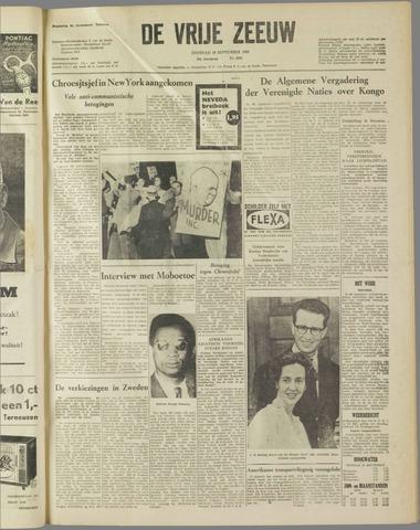 de Vrije Zeeuw 1960-09-20