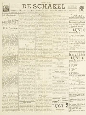 De Schakel 1946-07-22