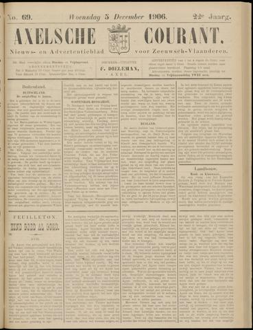 Axelsche Courant 1906-12-05