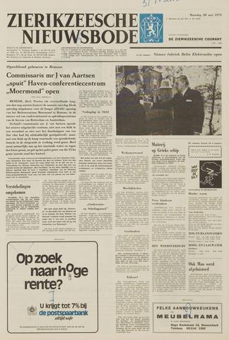 Zierikzeesche Nieuwsbode 1973-05-28