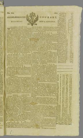 Middelburgsche Courant 1807-08-15