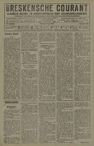 Breskensche Courant 1927-07-30