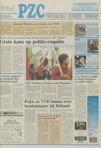 Provinciale Zeeuwse Courant 1994-11-02