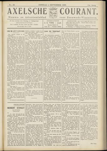 Axelsche Courant 1939-09-05