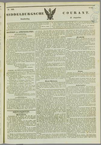 Middelburgsche Courant 1846-08-27