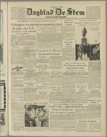 de Stem 1954-09-24