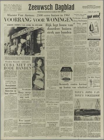 Zeeuwsch Dagblad 1961-04-21