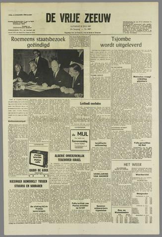 de Vrije Zeeuw 1967-07-22