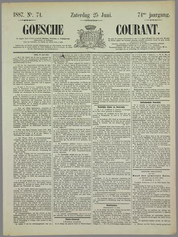 Goessche Courant 1887-06-25