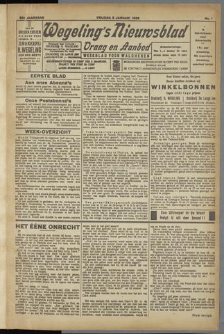 Zeeuwsch Nieuwsblad/Wegeling's Nieuwsblad 1926