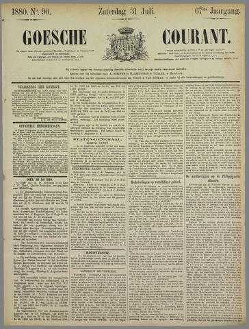 Goessche Courant 1880-07-31