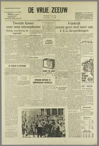 de Vrije Zeeuw 1965-07-07