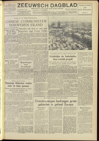 Zeeuwsch Dagblad 1955-01-19