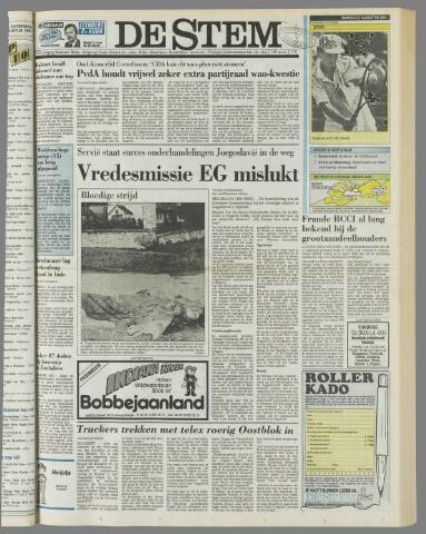 de Stem 1991-08-05