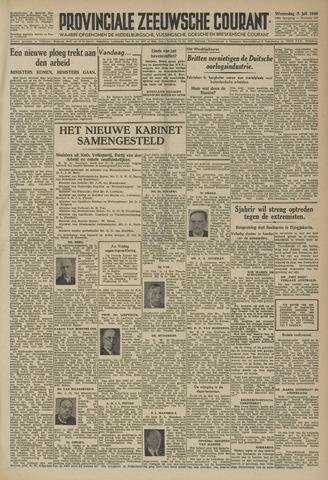 Provinciale Zeeuwse Courant 1946-07-03