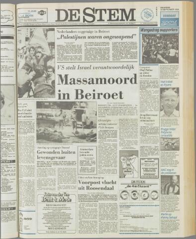 de Stem 1982-09-20