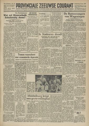 Provinciale Zeeuwse Courant 1948-01-15