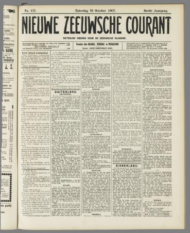 Nieuwe Zeeuwsche Courant 1907-10-26