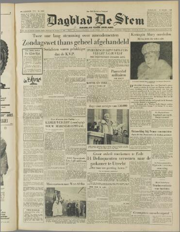 de Stem 1953-03-25