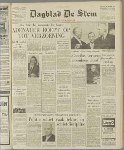de Stem 1964-11-10
