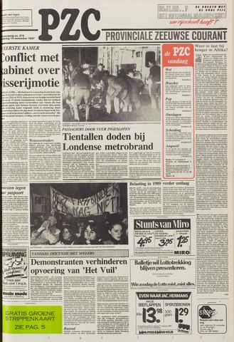 Provinciale Zeeuwse Courant 1987-11-19