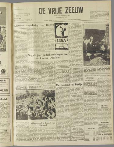de Vrije Zeeuw 1961-08-22
