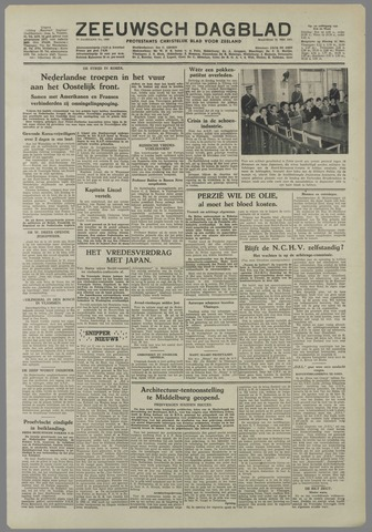 Zeeuwsch Dagblad 1951-05-21