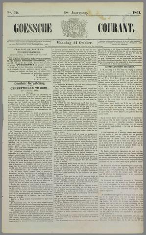 Goessche Courant 1861-10-14