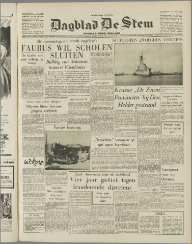 de Stem 1958-08-27