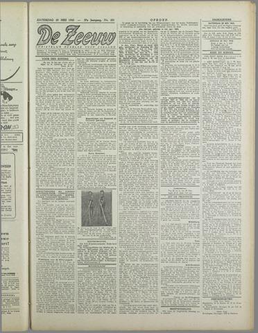 De Zeeuw. Christelijk-historisch nieuwsblad voor Zeeland 1943-05-29