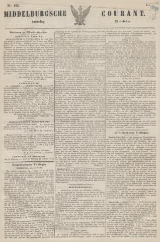 Middelburgsche Courant 1850-10-12