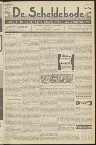 Scheldebode 1962-06-22