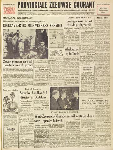 Provinciale Zeeuwse Courant 1963-10-26