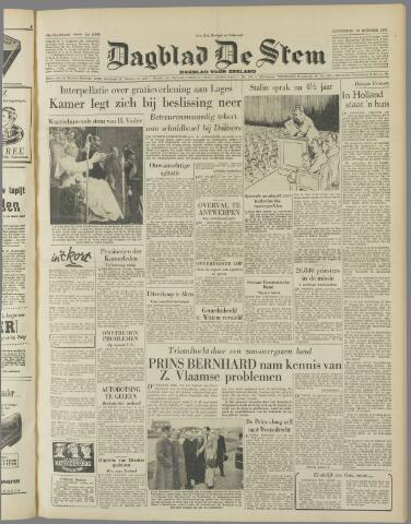 de Stem 1952-10-16