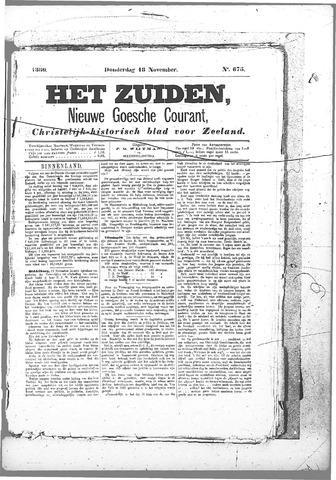 Nieuwe Goessche Courant 1880-11-18