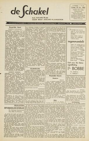 De Schakel 1963-11-15