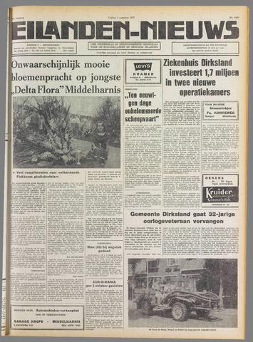 Eilanden-nieuws. Christelijk streekblad op gereformeerde grondslag 1975-08-01